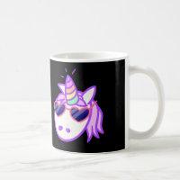 Rad Unicorn Coffee Mug