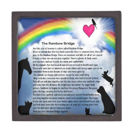 Full Bridges Sizes Poems Rainbow