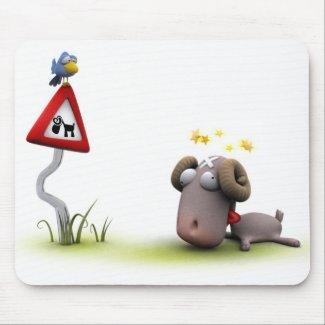Ram mousepad