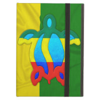 Rasta Honu iPad Case