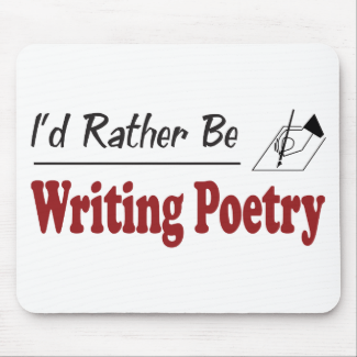 Rater Write Poetry - Available at Zazzle