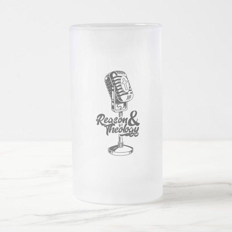 Reason & Theology Beer Mug