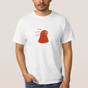 "Red birb ""GUMI""wuewuewue... T-Shirt"