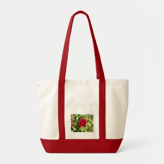 Red Rose Bag bag