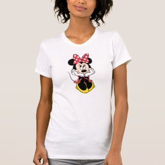 Red & White Minnie 1 Shirts