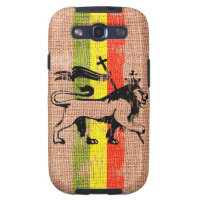 Reggae lion samsung galaxy s3 covers