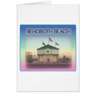 Rehoboth Beach Delaware - Rehoboth Ave Scene Cards