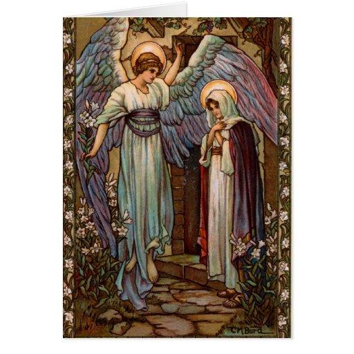 Religious Christmas Cards Old Fashion Zazzle