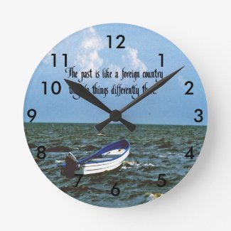 Remembering the past round wallclock