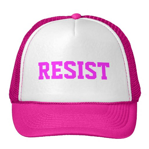 #RESIST Trucker Hat