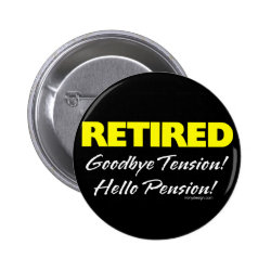 Retired Hellow Pension (Dark) Button