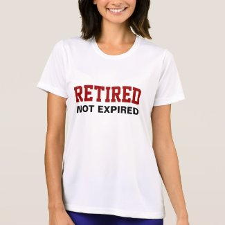 RETIRED Not Expired Shirts