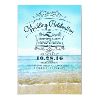 Read More Driftwood Nautical Rope Knot Navy Wedding Invites