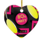 Retro Party ornament