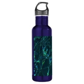 Ripple Water Bottle (24 oz), Blue