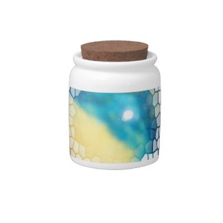 Rising Star Home Decor Kitchenware Candy Jar zazzle_candyjar