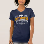 Rocky Mountain Vintage Gold T-Shirt