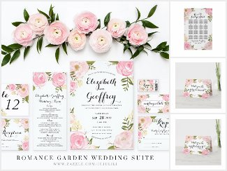 Romance Garden Wedding Suite
