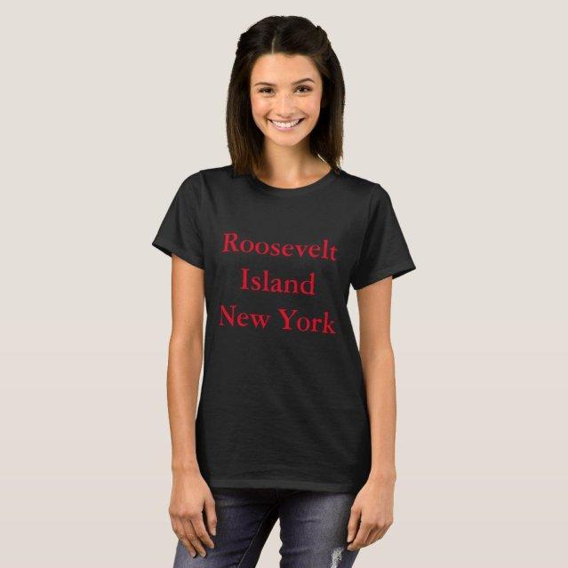 Roosevelt Island Tee