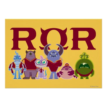 ROR - Scare Students Poster