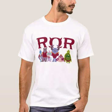 ROR - Scare Students T-Shirt