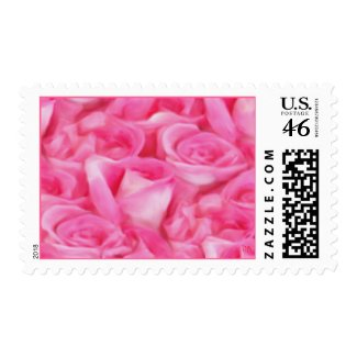 Rose Bunches Postage