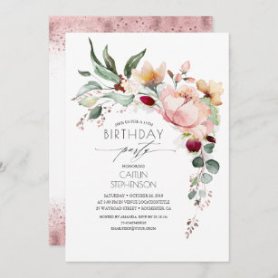 35th birthday invitations zazzle