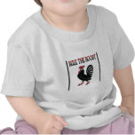 Rule The Roost t-shirts