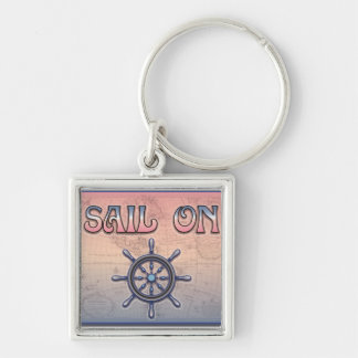 Sail On Keychains