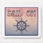 Sail On mousepads