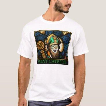 Saint CATrick T-Shirt