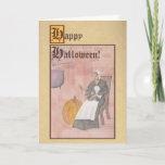 Salem Witch Card