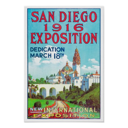 Exposition Poster