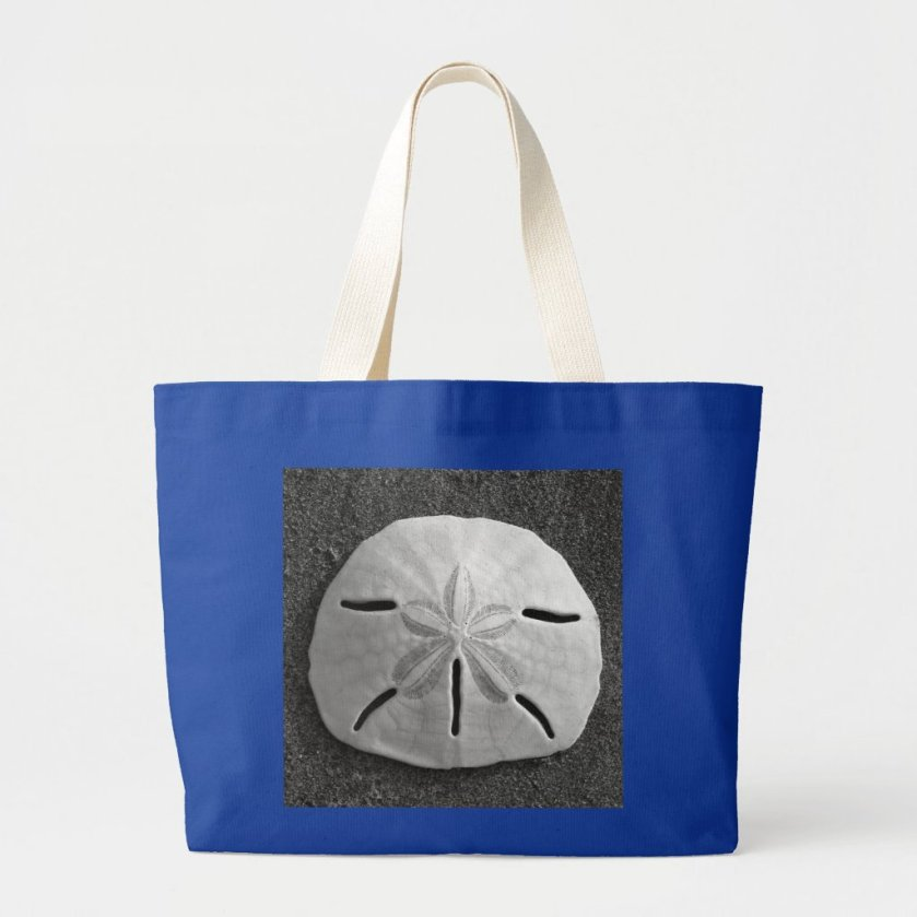 Sand Dollar Seashells Tote Bag