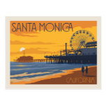 Santa Monica, California Postcard