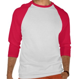 Santas In The House Raglan Shirt shirt