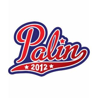 Sarah Palin for President 2012 shirt