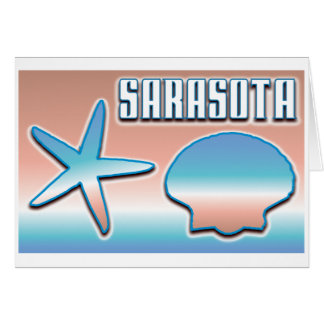 Sarasota Shells Cards
