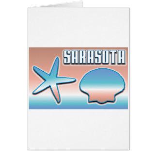 Sarasota Shells Greeting Card
