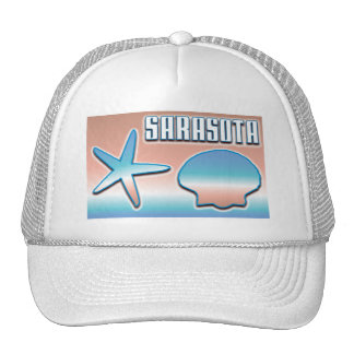 Sarasota Shells Hats