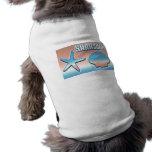 Sarasota Shells pet clothing