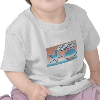 Sarasota Shells T Shirts