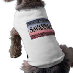 Savannah Scrollwork pet clothing