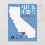 Save the Date - Customizable - California