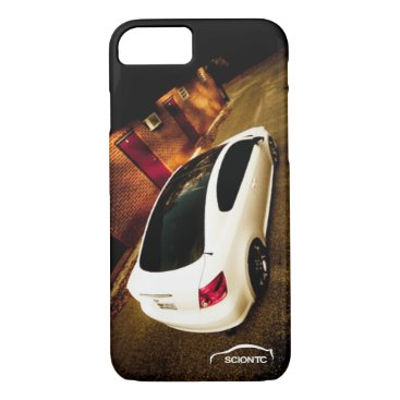 Scion TC top view iPhone 8/7 Case