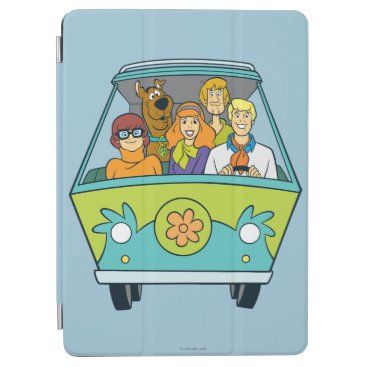 Scooby-Doo & The Gang Mystery Machine iPad Air Cover
