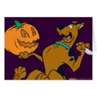 Scooby Halloween 07 Cards