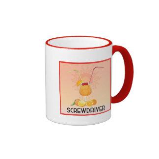 Screwdriver Coffee Mug