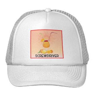 Screwdriver Hats