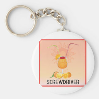Screwdriver Key Chains
